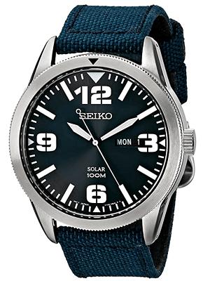 Seiko luminous watch hands