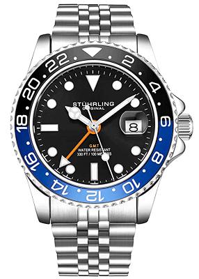 Stuhrling GMT watch