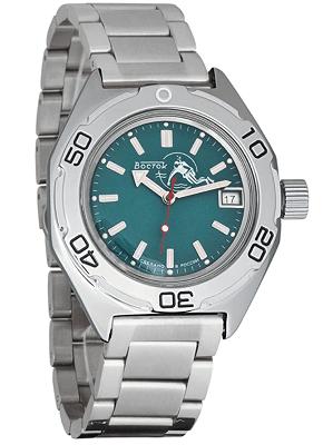 Vostok Amphibian automatic self winding watch