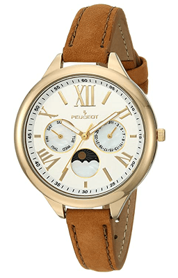 Watch with day and night indicator