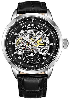 best Stuhrling skeleton watch