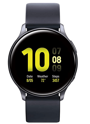 best smartwatch with Amoled display