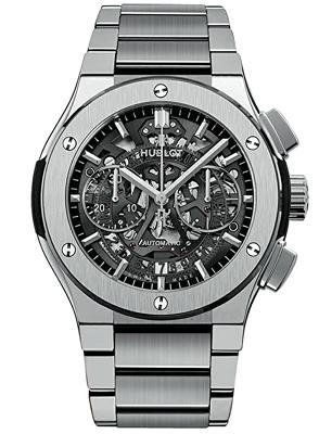 Best Hublot watch with titanium strap
