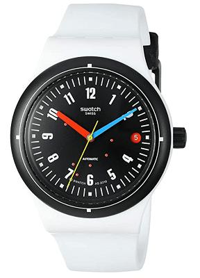Best Swatch BAU automatic watch