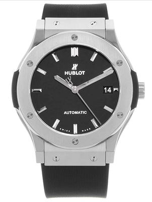 Hublot Classic fusion black dial 45mm