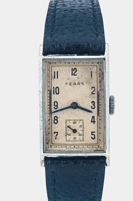Oldest British watch