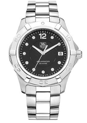 TAG Heuer Men's Diamond watch