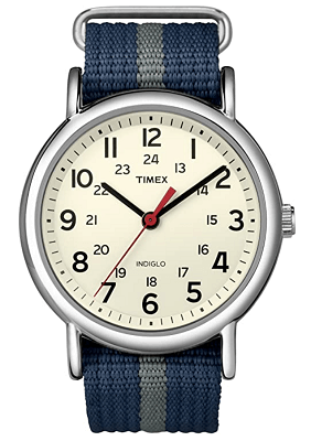Timex watches with Indiglo