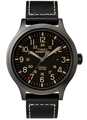 Timex x Mossy Oak expedition scout