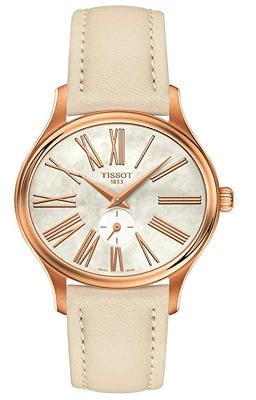 Tissot oval watch