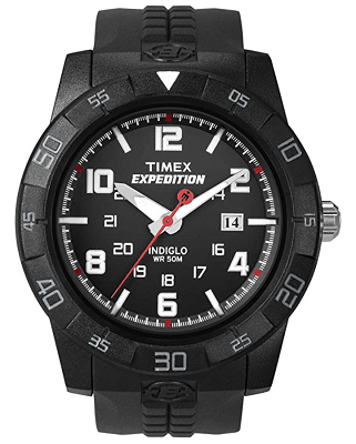 best durable men's watch with Indiglo