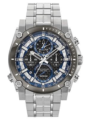 bulova heavy watch
