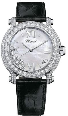 expensive chopard diamond watch