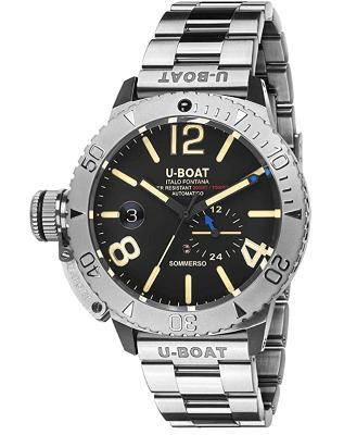 heavy diver watch