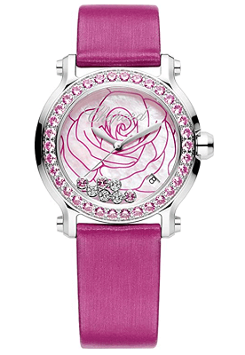 limited edition chopard watch for women