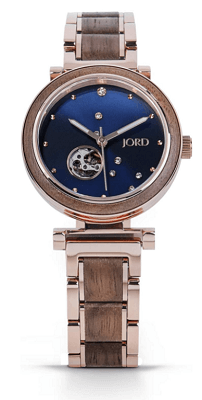 luxury sustainable watch for women