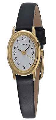 oval ladies watch for small wrist