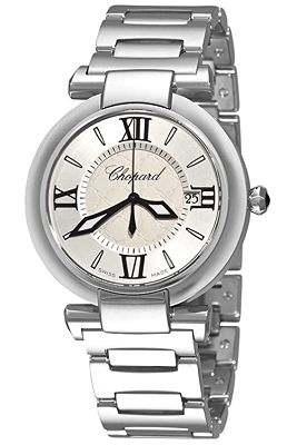 simple chopard watch for ladies