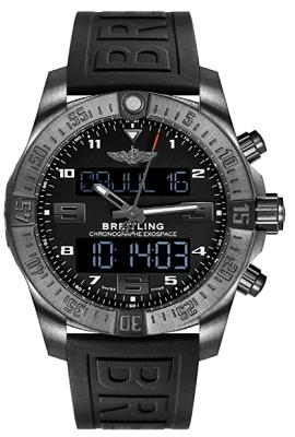Breitling ana digi swiss watch
