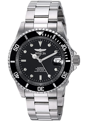 Invicta Automatic Pro watch for diving