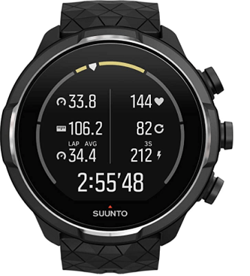 Men's smartwatch for snorkeling
