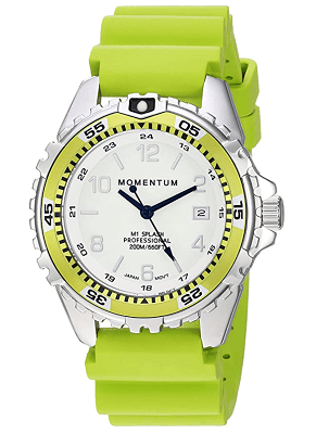 Momentum Unisex M1 dive watch for small wrist