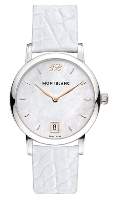 Montblanc women's watch star