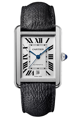 Most recognizable watch design
