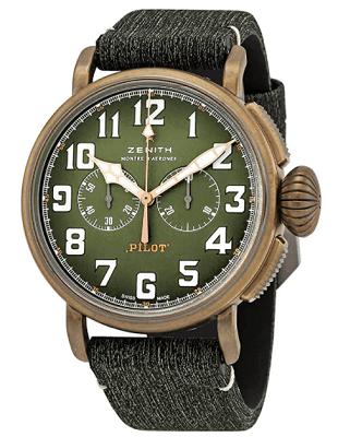 Most selling Zenith pilot watch