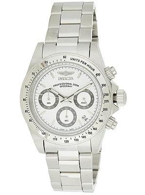 Rolex like Invicta watch for men speedway 39.5mm