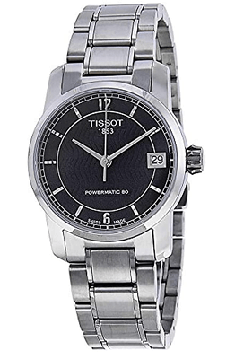 affordable automatic titanium watch