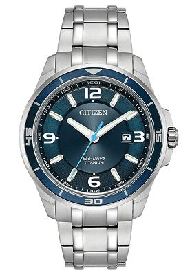 cheap Citizen titanium watch