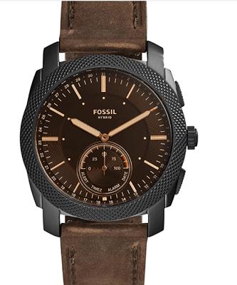 fossil watch hybrid