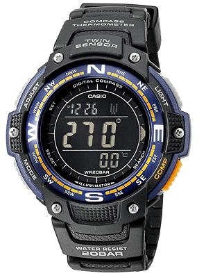 Casio cheap nautical watch