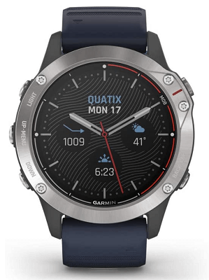 Garmin watch for sailing and yachting
