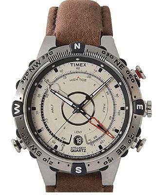 Timex Intelligent quartz tide and compass watch