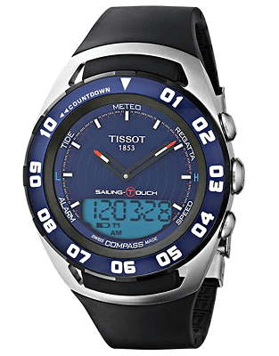 best watch for yachting and sailing
