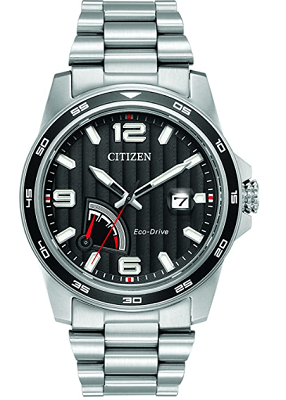 citizen watch with cyclops date